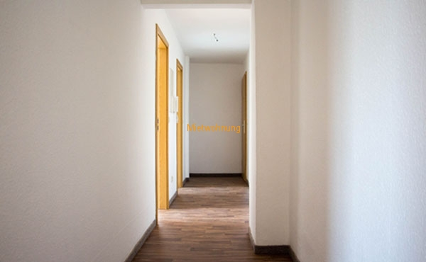 Neu renovierte Dachgeschosswohnung mit Ausblick